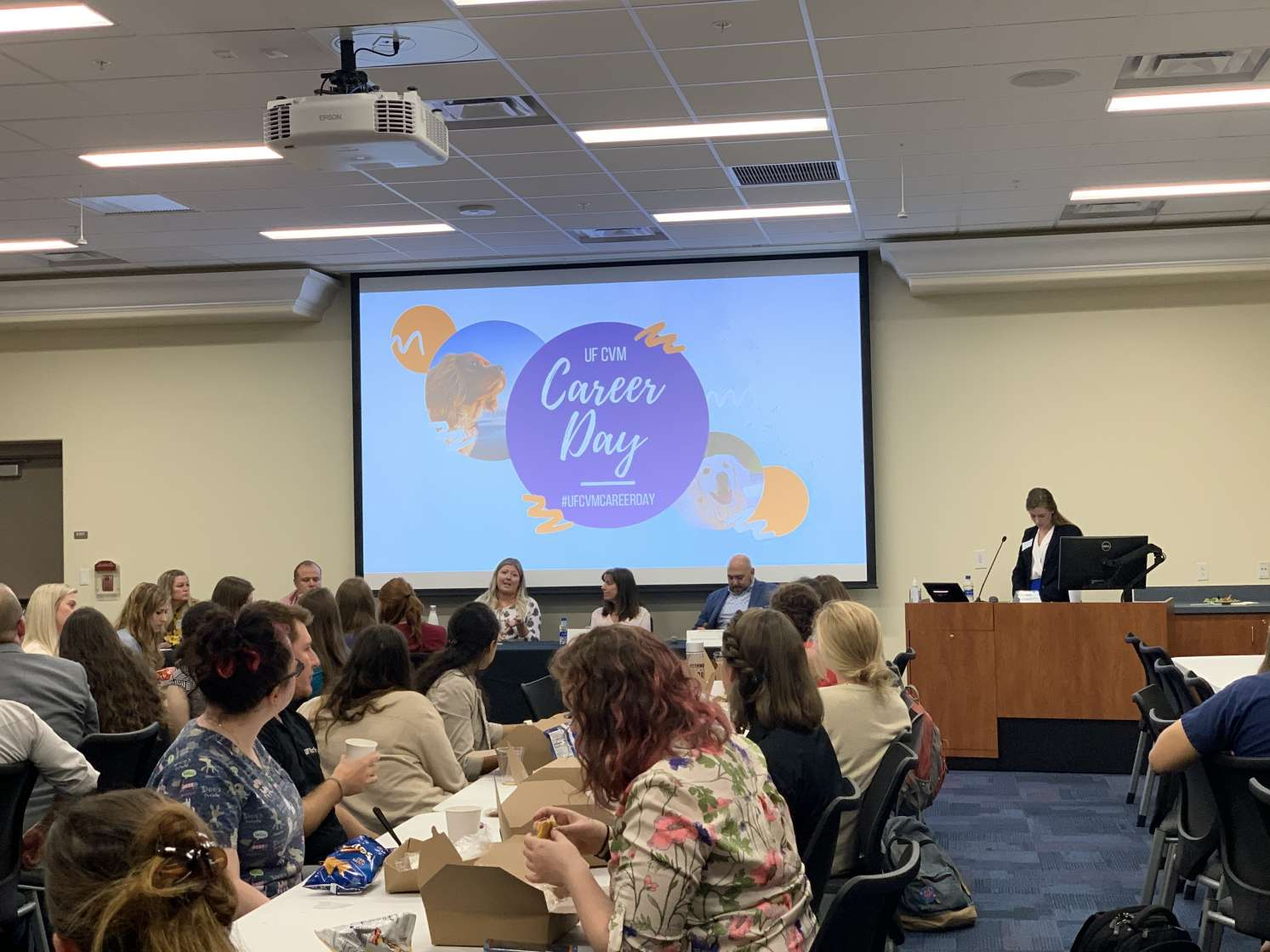 Employer Lunch Panel